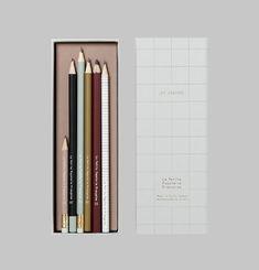 6 Pencils Set
