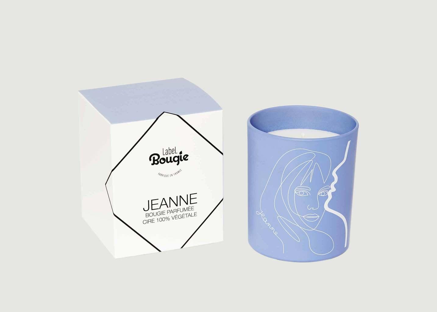 Bougie Les Amusées Jeanne 180gr - Label Bougie
