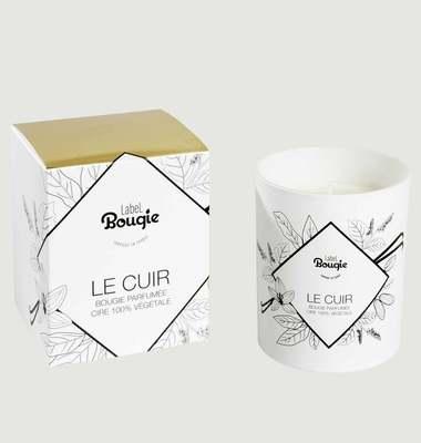 Bougie Bougie Le Cuir 180gr