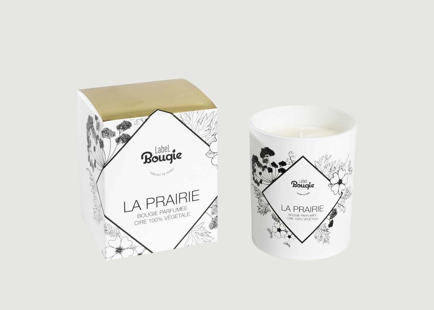 Bougie La Prairie 180gr - Label Bougie