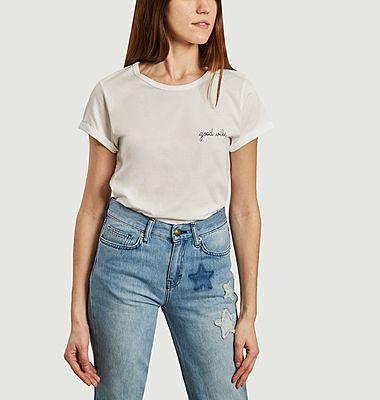T-shirt Good Vibe
