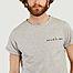 matière T-shirt Crème de la crème - Maison Labiche