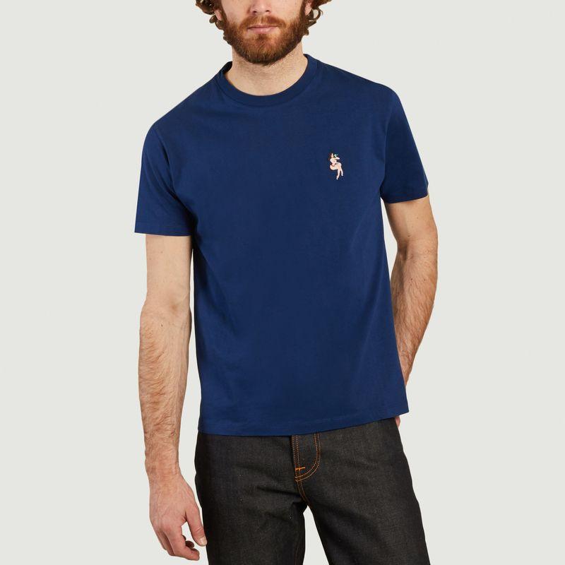T-shirt Pin Up - Maison Labiche