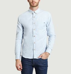 Straight Fit Shirt