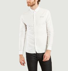 French Touch Slim Fit Shirt