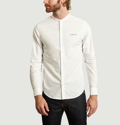 Chemise Mao French Touch