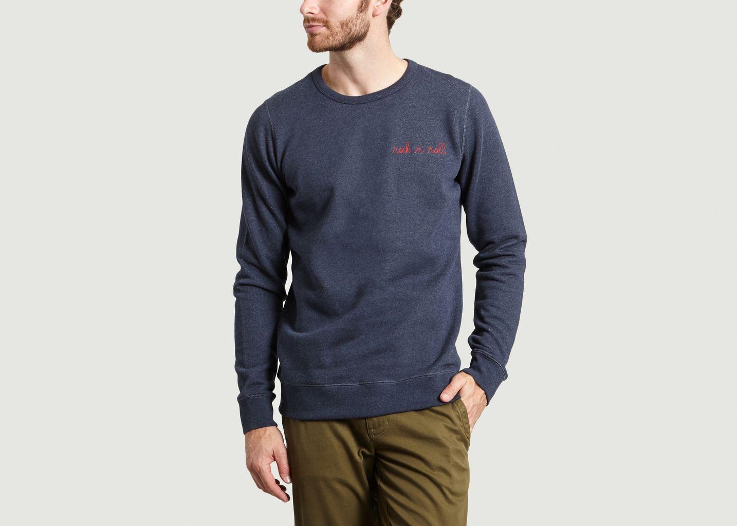 Sweatshirt Rock'n'Roll  - Maison Labiche