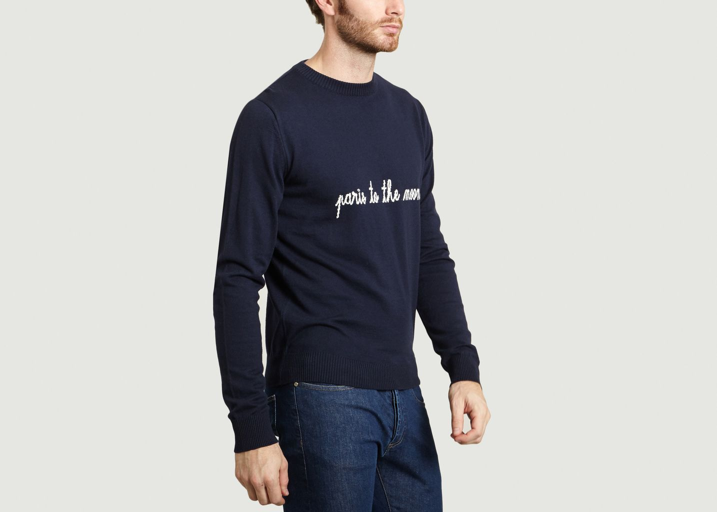 Pull Paris To The Moon - Maison Labiche