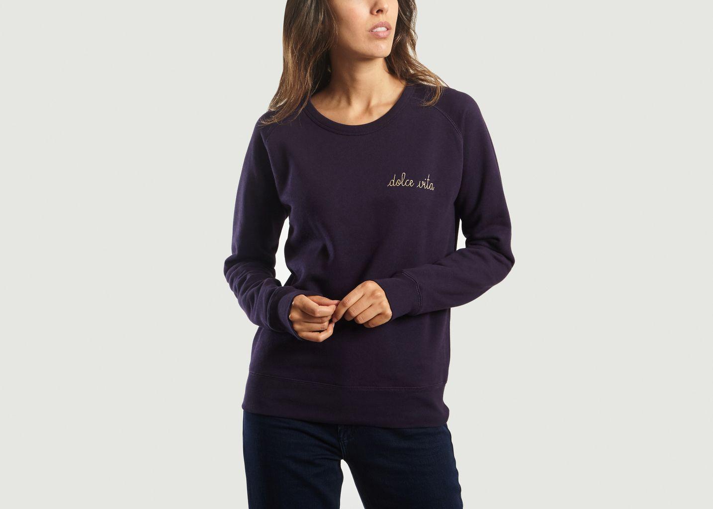 Sweatshirt Dolce Vita - Maison Labiche
