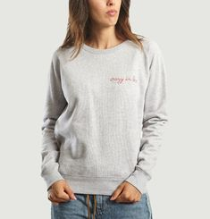Sweatshirt Crazy in Love
