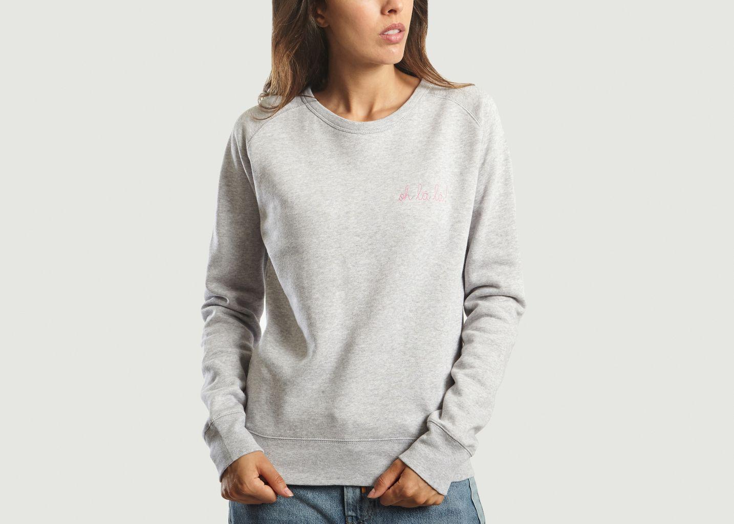 Sweatshirt Oh Là Là ! - Maison Labiche