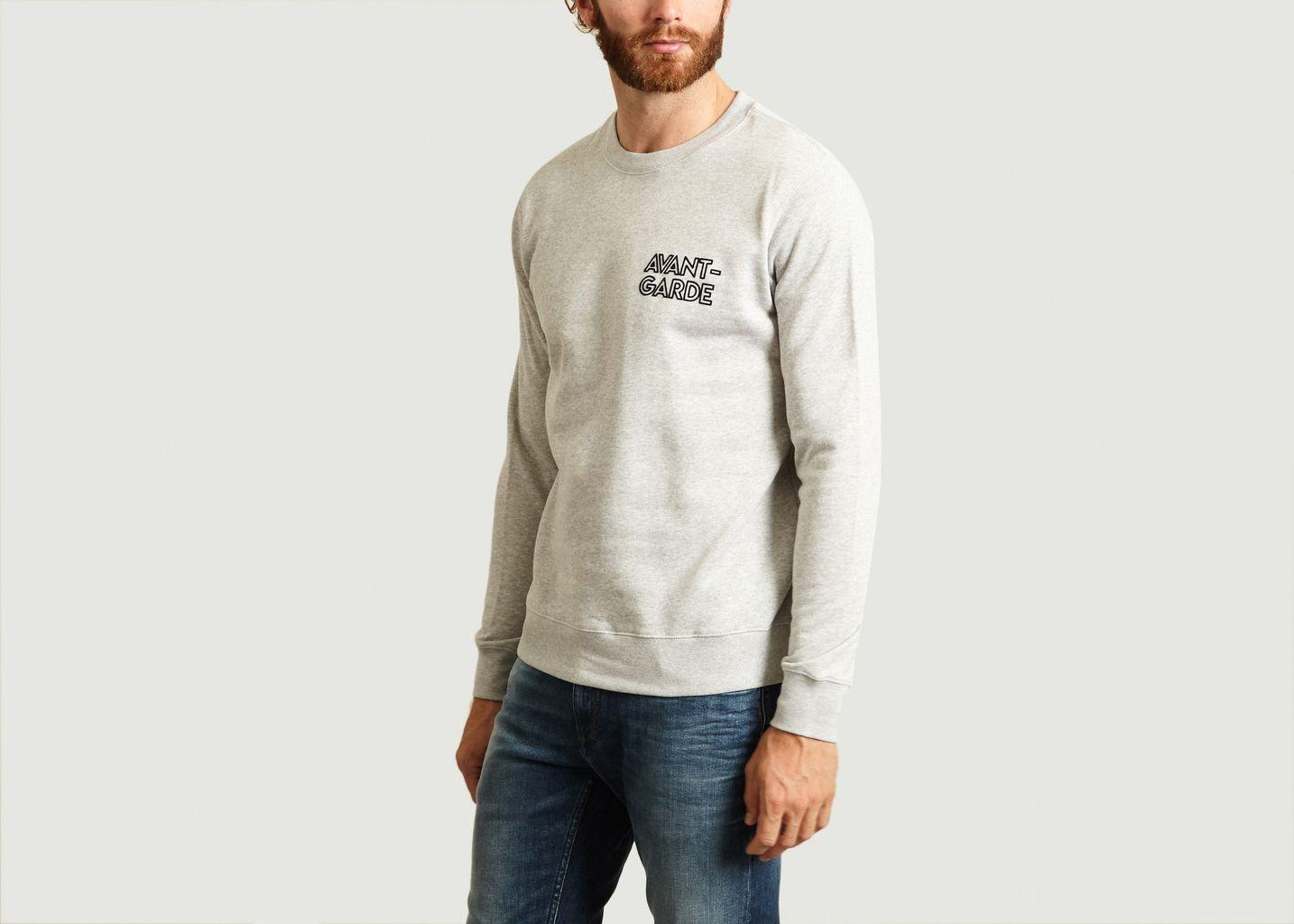 Sweatshirt Avant Garde - Maison Labiche