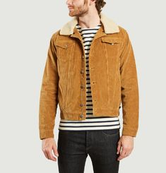 Blouson Shearling Rebel Rebel