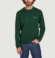 Big Stag Sweater  Maison Labiche