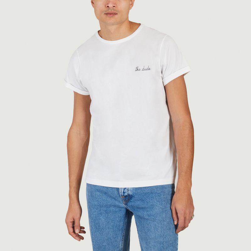 T-shirt poitou The Dude   - Maison Labiche