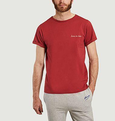 T-shirt poitou Time is Now