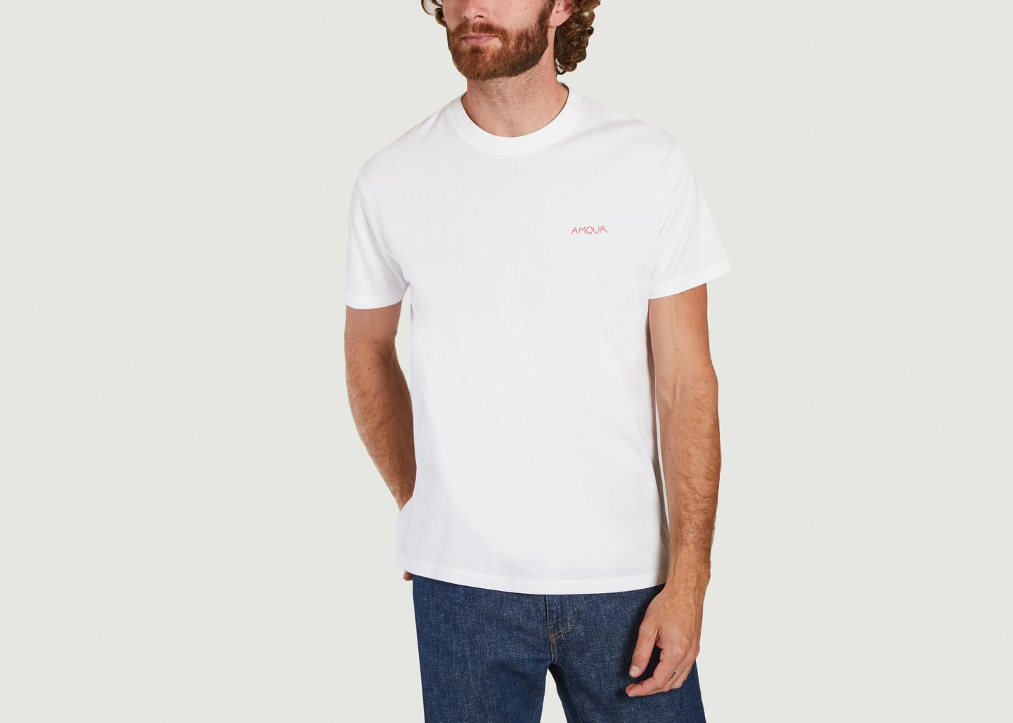 Tee-shirt popincourt amour - Maison Labiche