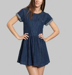 Robe Denim Amour