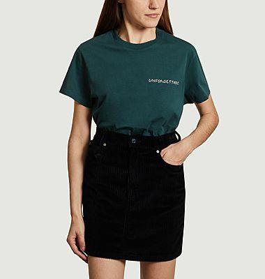 T-shirt Popincourt Unforgettable