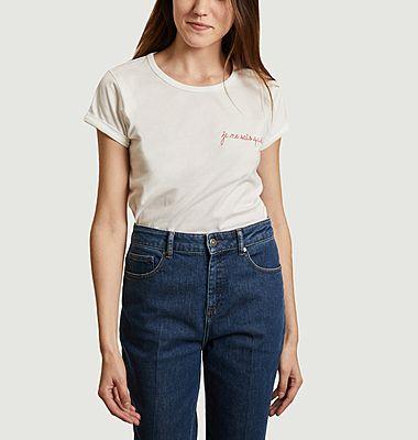 T-shirt Poitou Je ne sais quoi