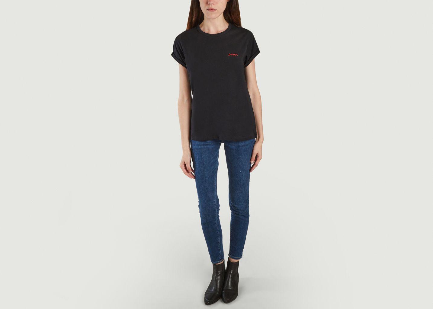 T-shirt Poitou Amour - Maison Labiche