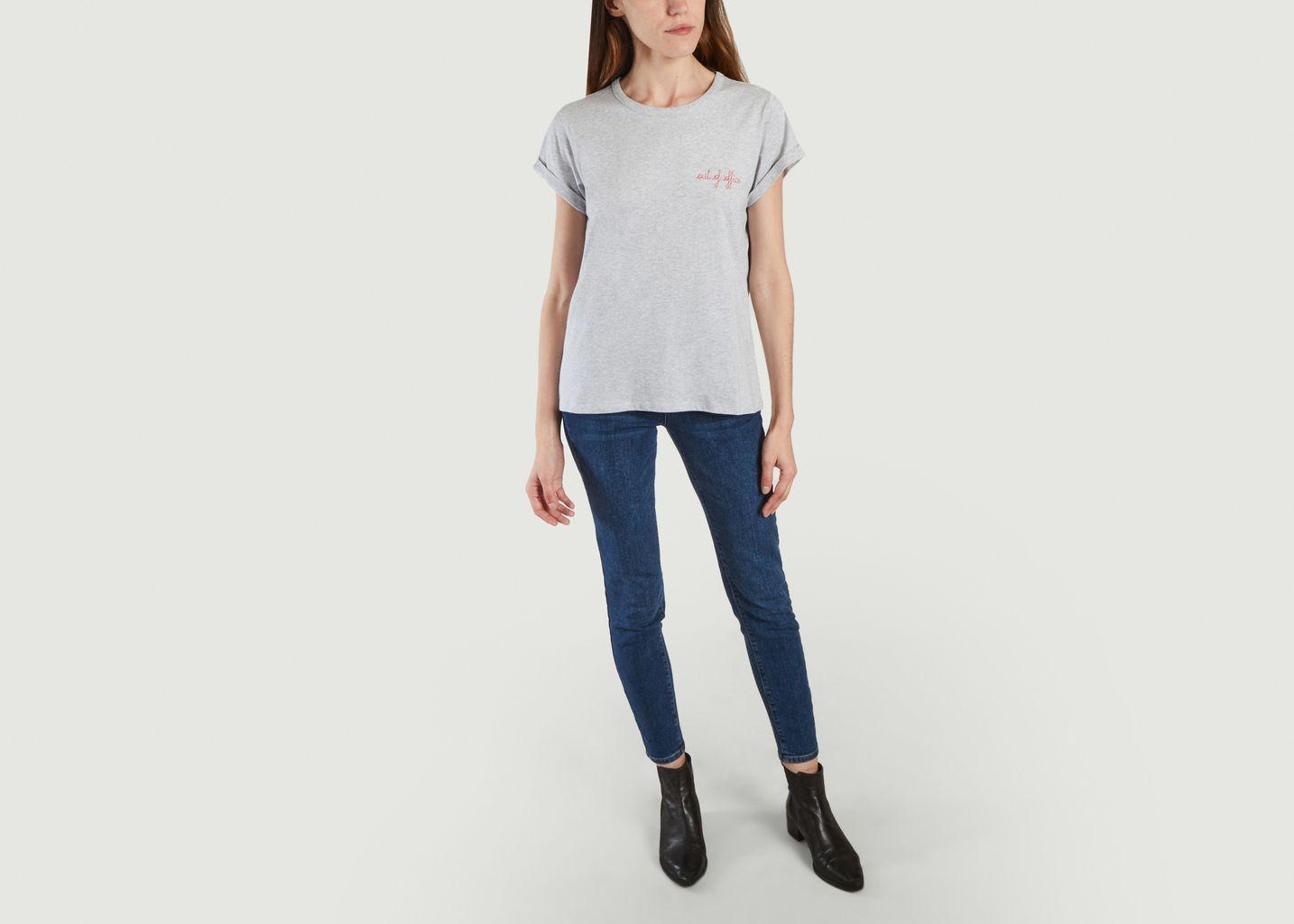 T-shirt Poitou Out of office - Maison Labiche
