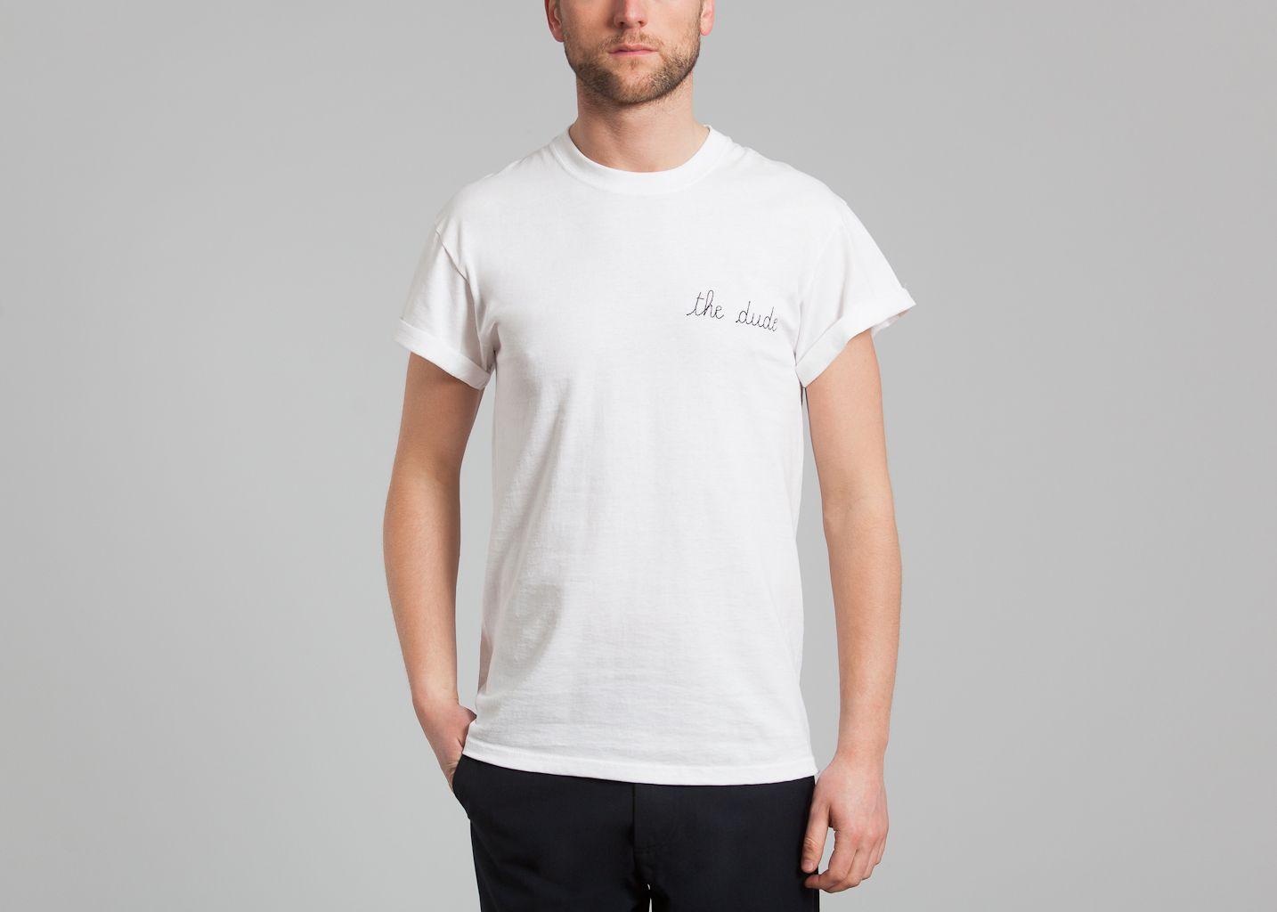 Tshirt The Dude - Maison Labiche