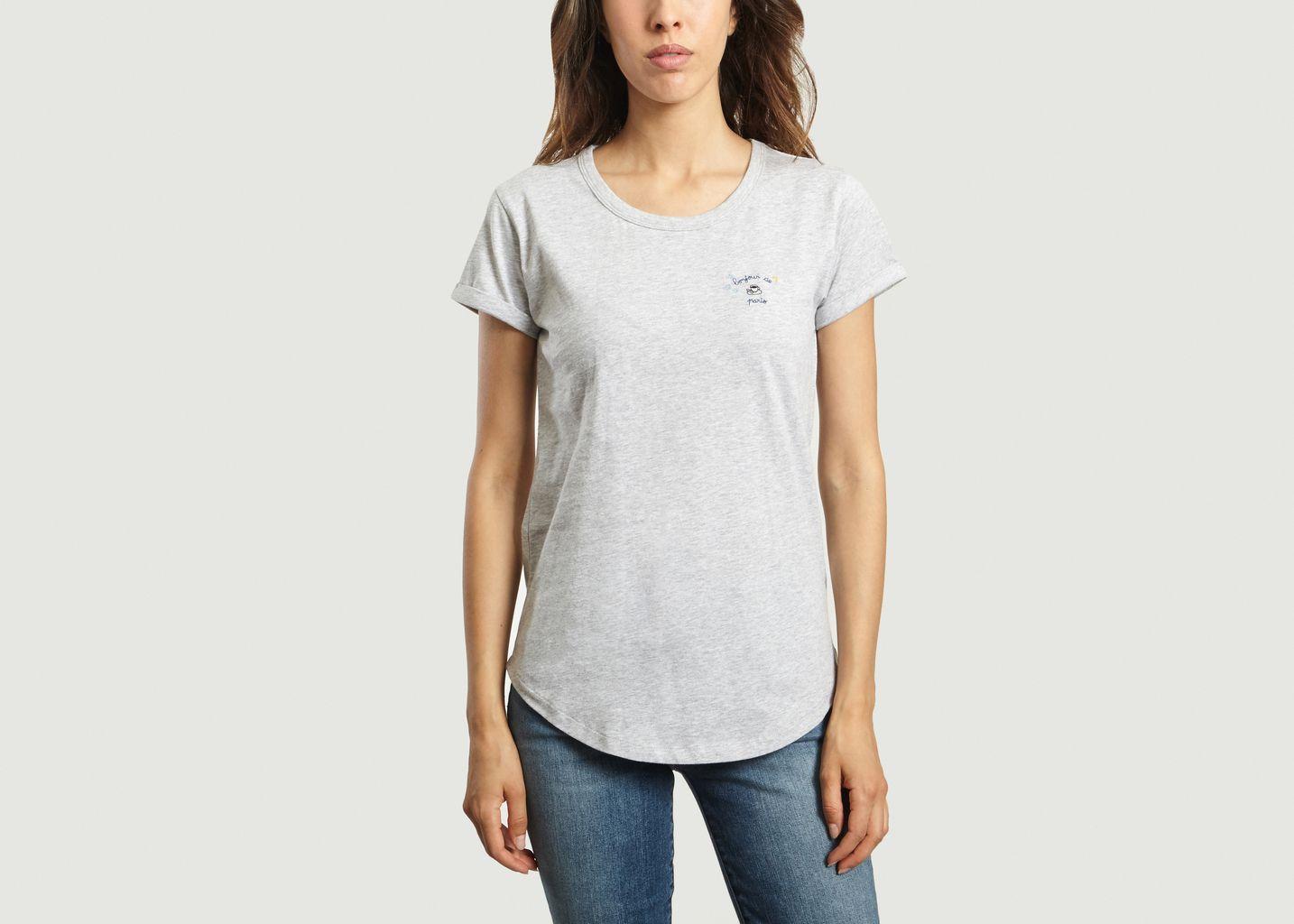 T-Shirt Bonjour de Paris - Maison Labiche