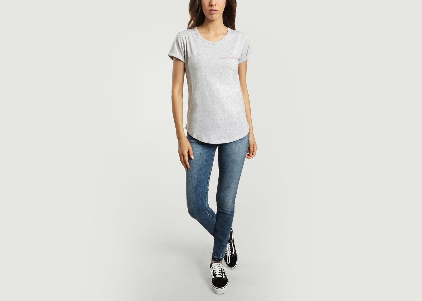 T-Shirt Mademoiselle - Maison Labiche