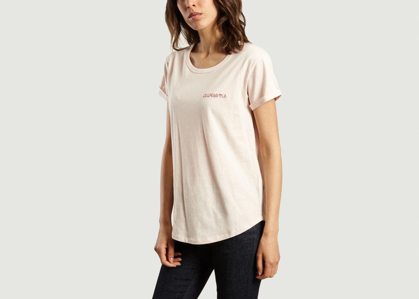 T-shirt Awesome  - Maison Labiche