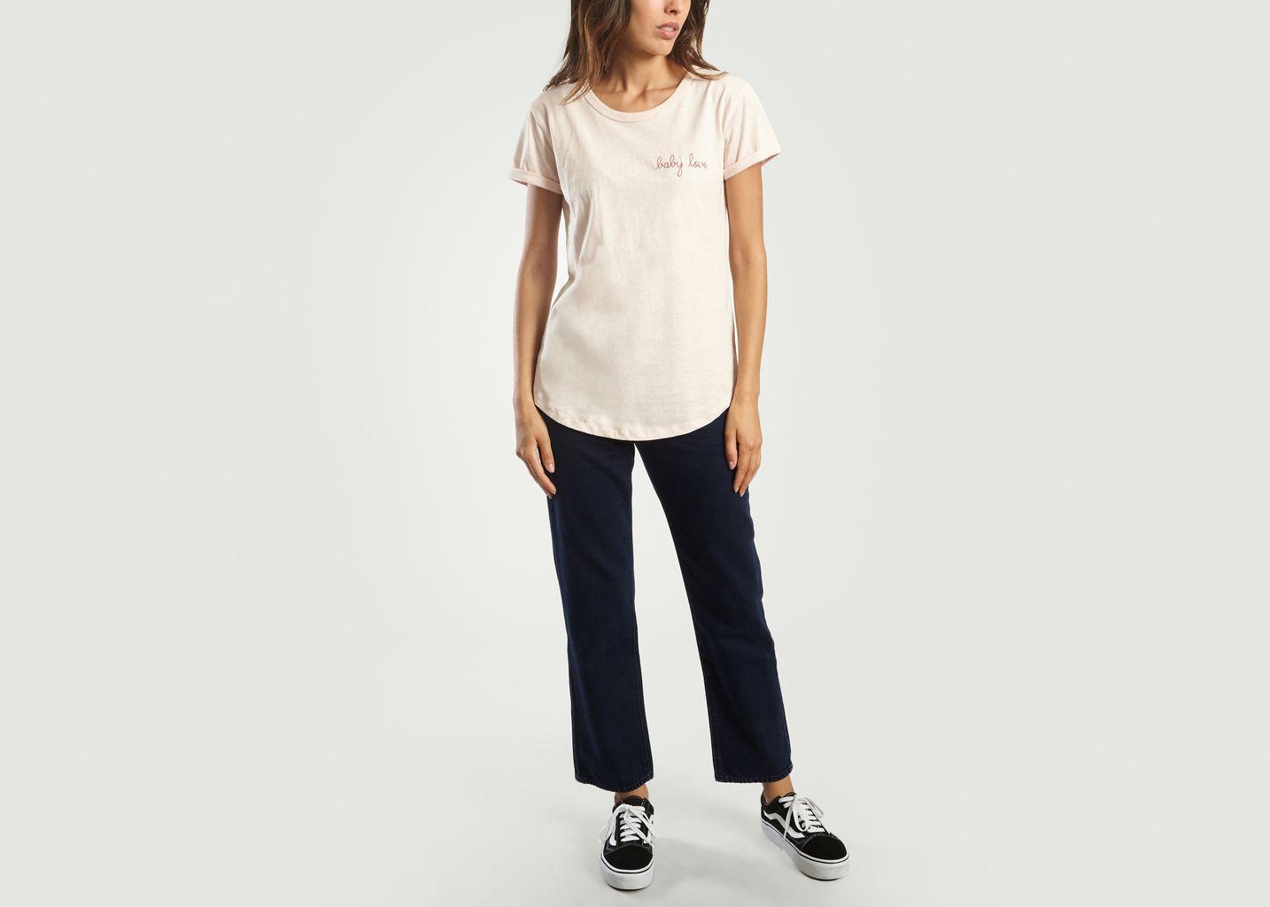 T-Shirt Baby Love - Maison Labiche