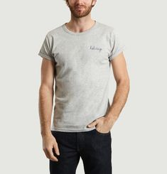 Holidays Embroidered T-shirt