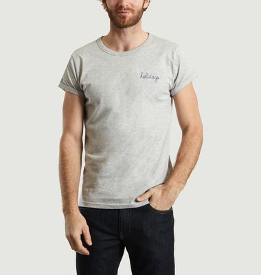 T-Shirt Brodé Holidays