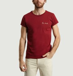 T-Shirt Brodé The Dude