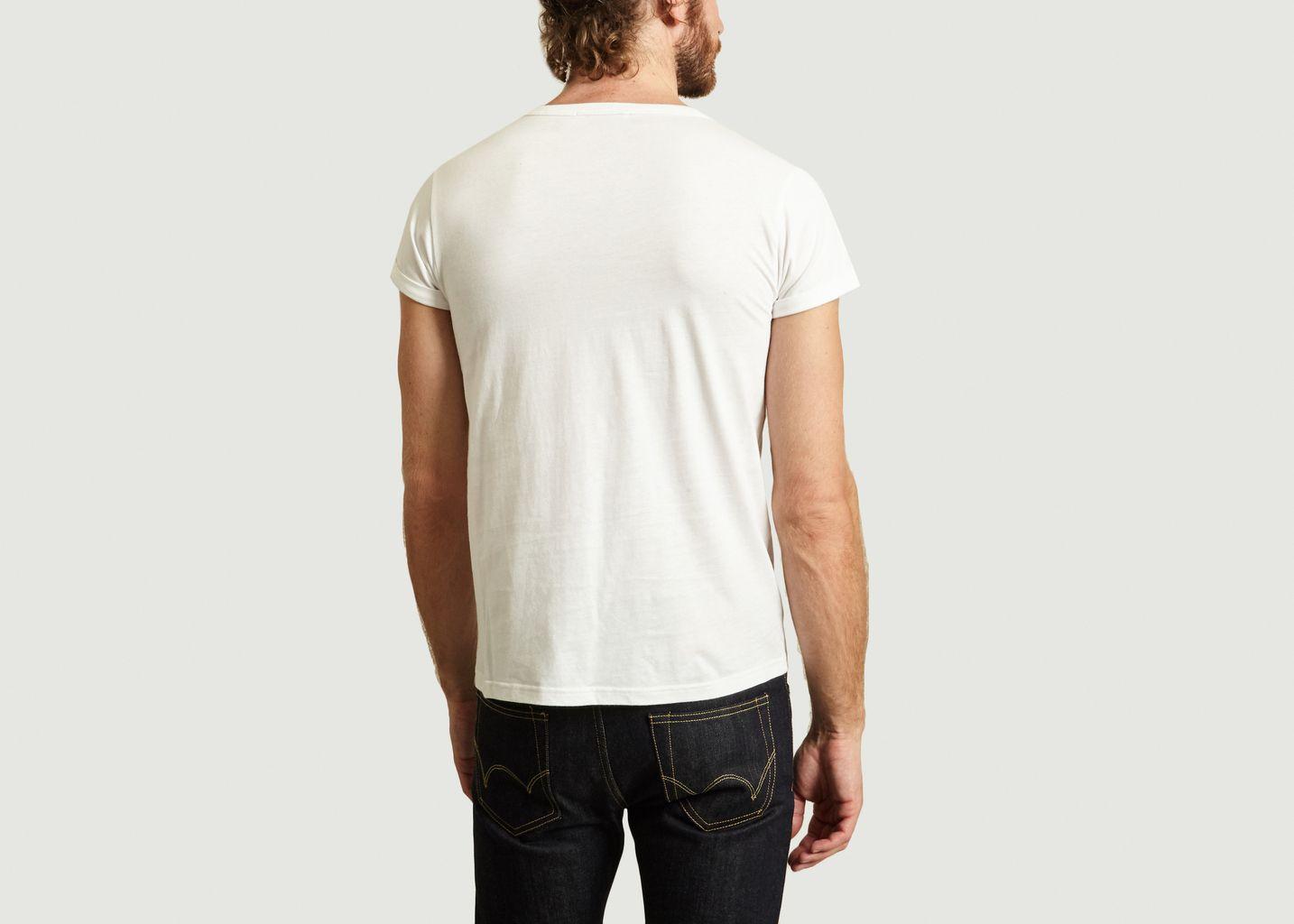 T-shirt Brodé Sauvage - Maison Labiche