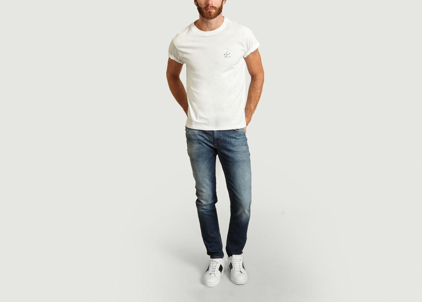 Heavy T-shirt Boum Boum - Maison Labiche