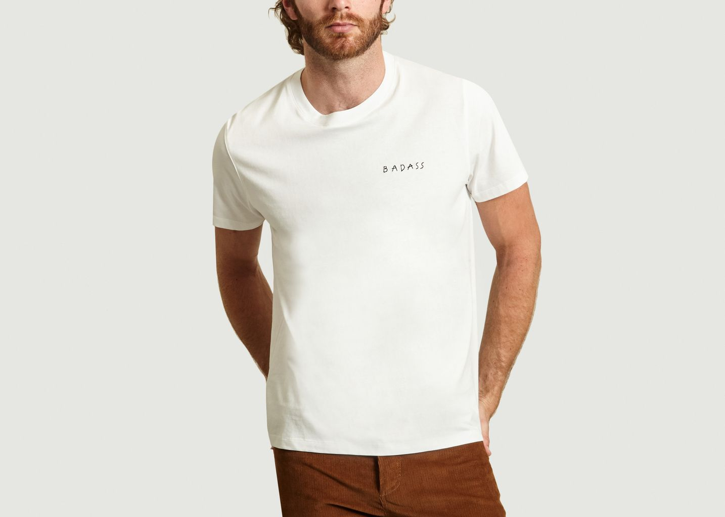 T-shirt Badass - Maison Labiche