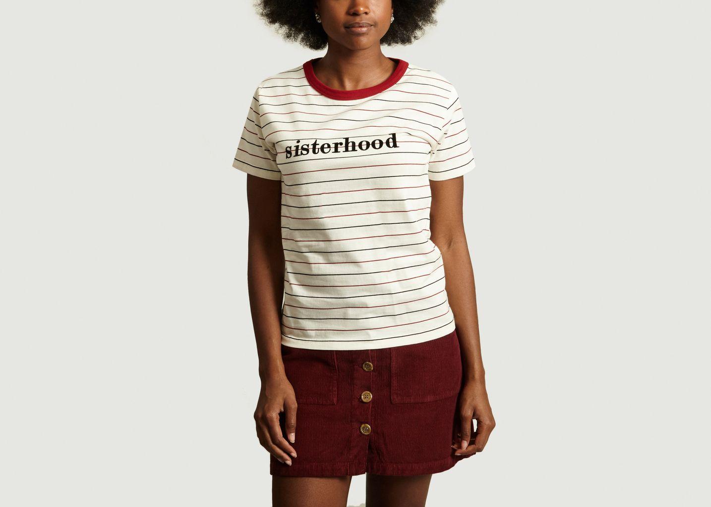 T-shirt Sisterhood - Maison Labiche
