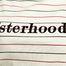 matière T-shirt Sisterhood - Maison Labiche