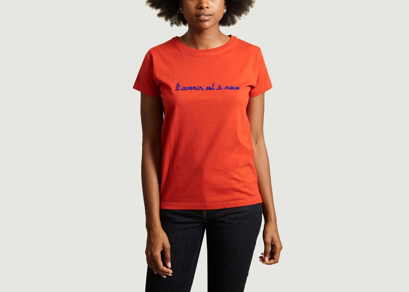 T-shirt L'avenir est à Nous - Maison Labiche