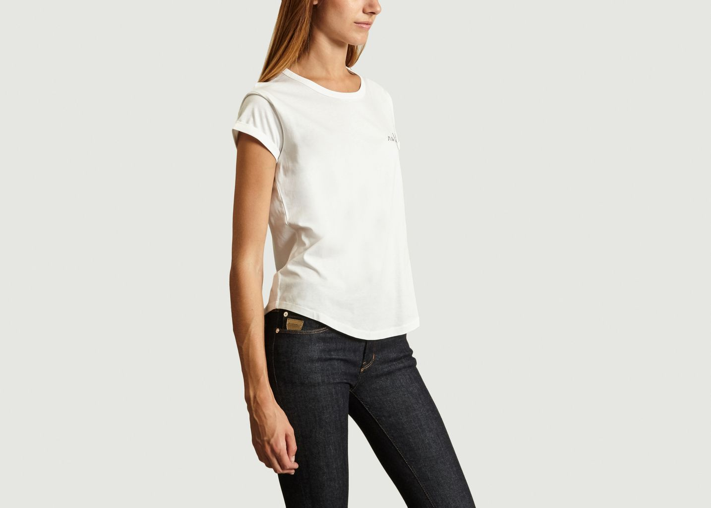 T-shirt No Filter - Maison Labiche