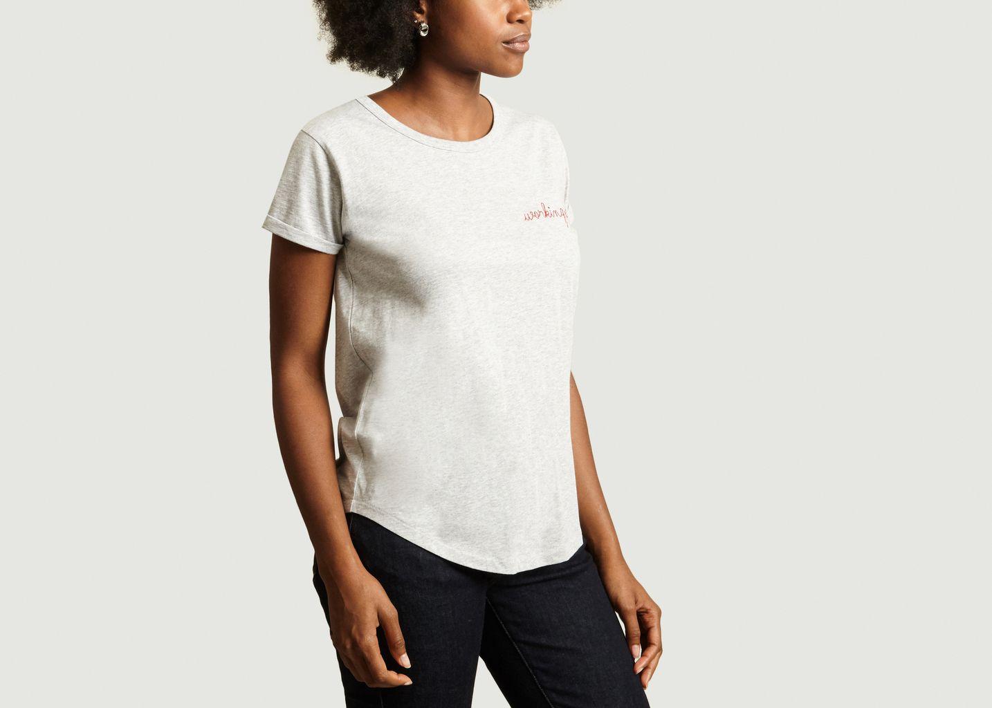 T-shirt Working Girl - Maison Labiche
