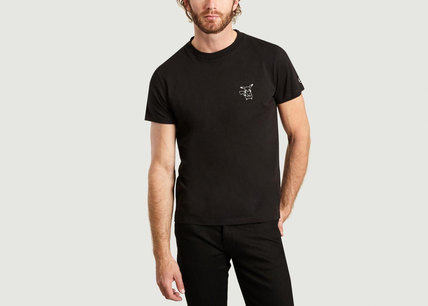 Heavy T-Shirt Pikachu - Maison Labiche