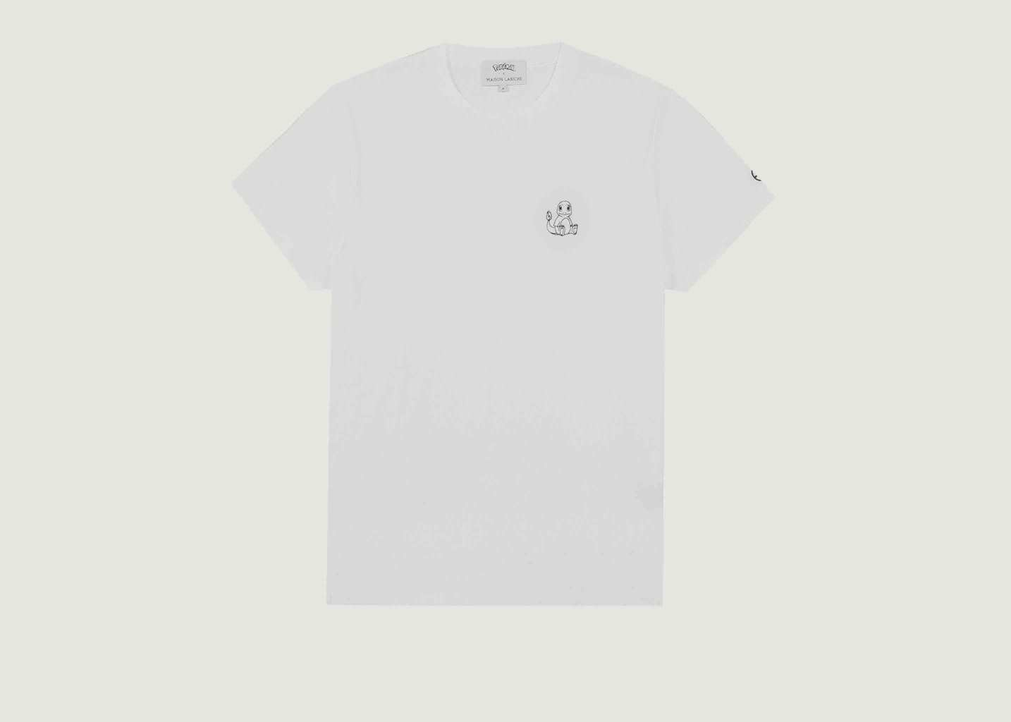 Heavy T-shirt Charmander - Maison Labiche