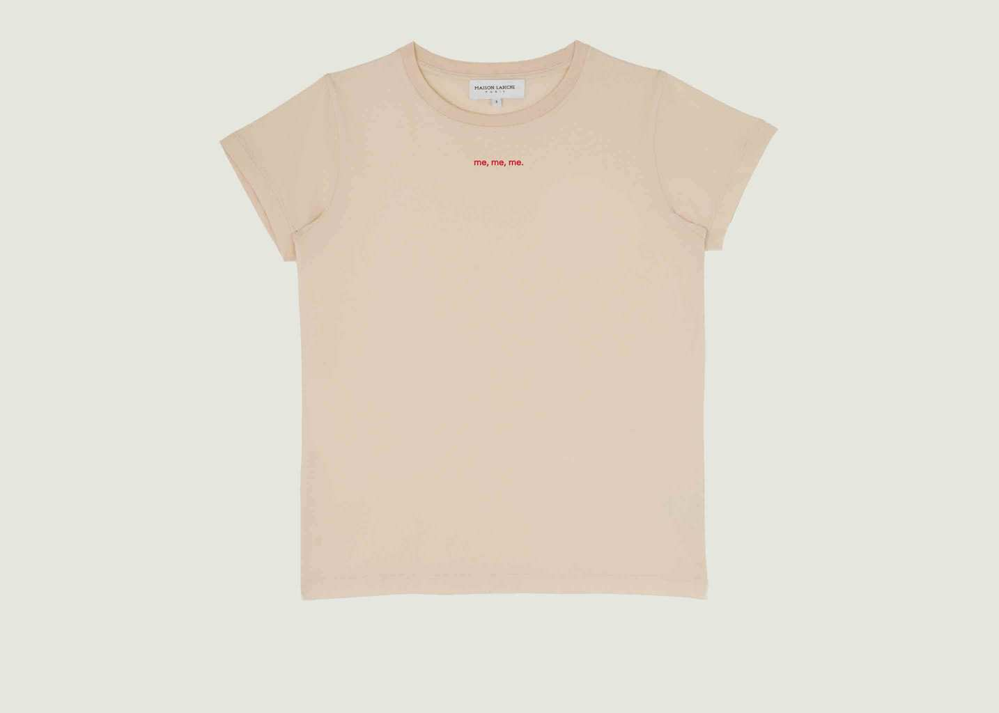 T-shirt Me Me Me - Maison Labiche
