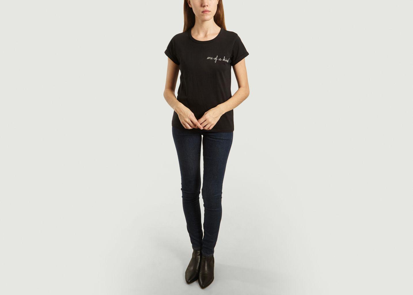 T-Shirt Brodé One Of A Kind - Maison Labiche