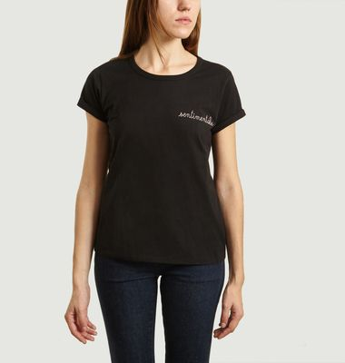 Sentimentale Embroidered T-Shirt