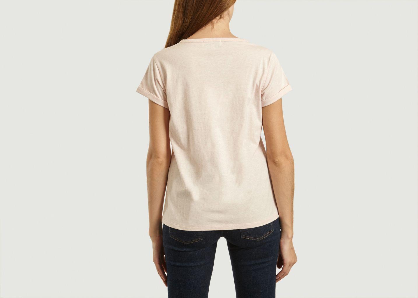 T-Shirt Brodé Jungle - Maison Labiche