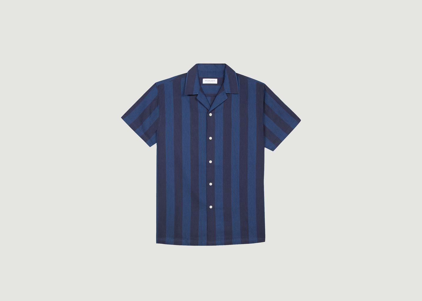 Chemise rayée - Maison Labiche