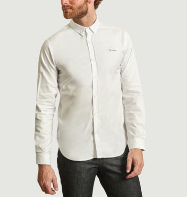 The Dude Embroidered Shirt